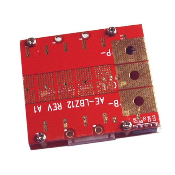 30A-60A Bleeding Balancing BMS for 24V 8S LiFePO4 - LiFePO4