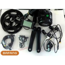 Bafang BBS02 48V 500W Mid Drive Electric Bicycle Kit