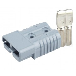 Double pole 350A connector