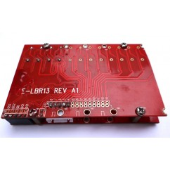30A-60A Bleeding Balancing BMS for 12V 4S LiFePO4