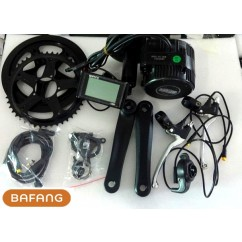 Bafang BBS02 36V 500W Mid Drive Electric Bicycle Kit