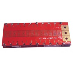 50A-100A Bleeding Balancing BMS for 60V 20S LiFePO4