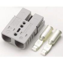 Double pole 120A connector