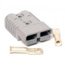 Double pole 50A connector