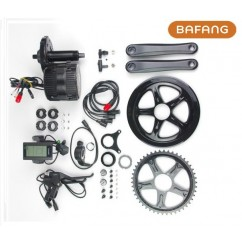 Bafang BBS02 48V 750W Mid Drive Electric Bicycle Kit