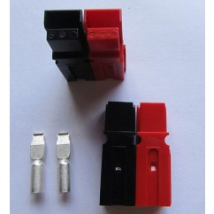 single pole 120A connector (2 pcs)
