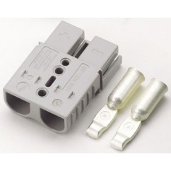 Double pole 120A connector